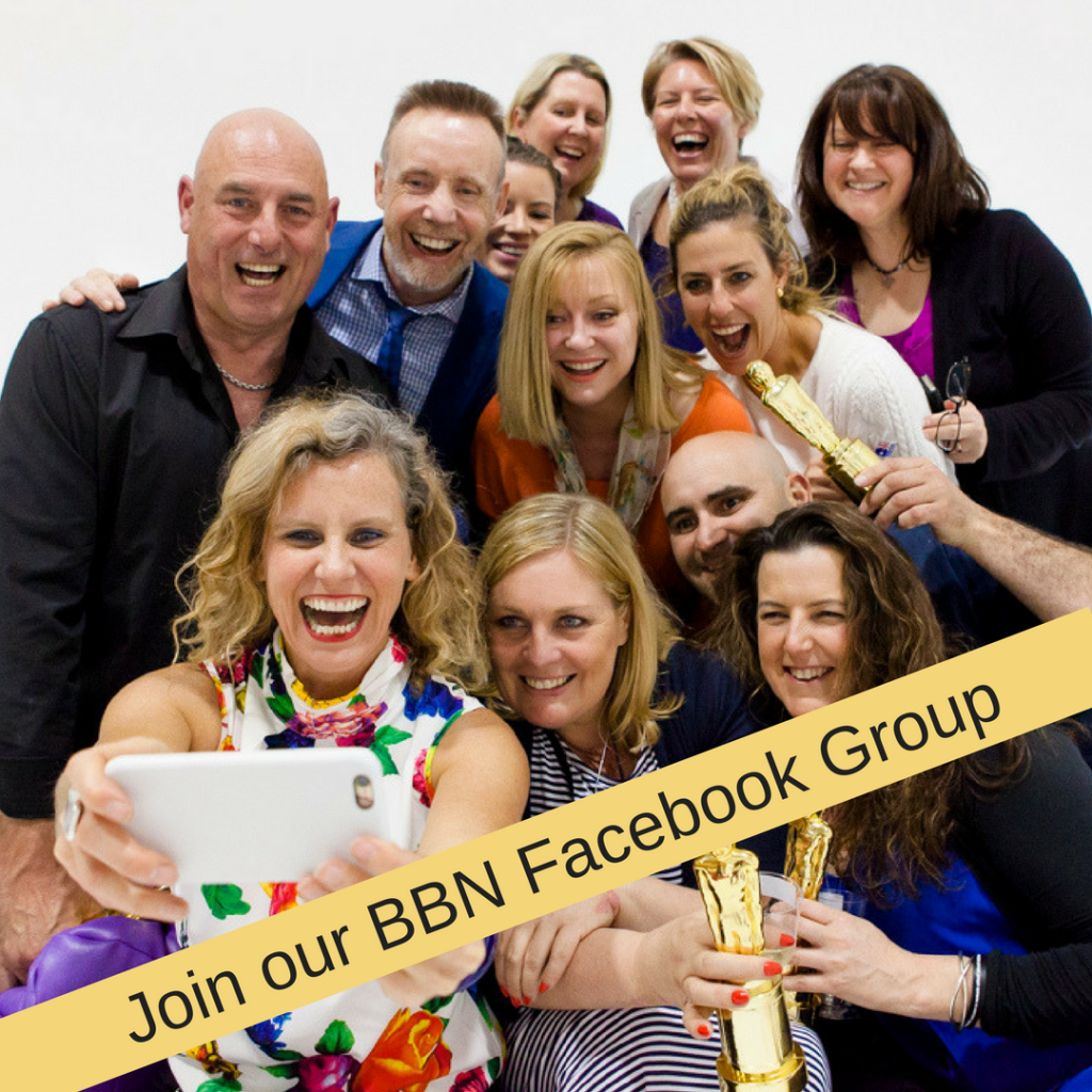 Join our BBN Facebook Group
