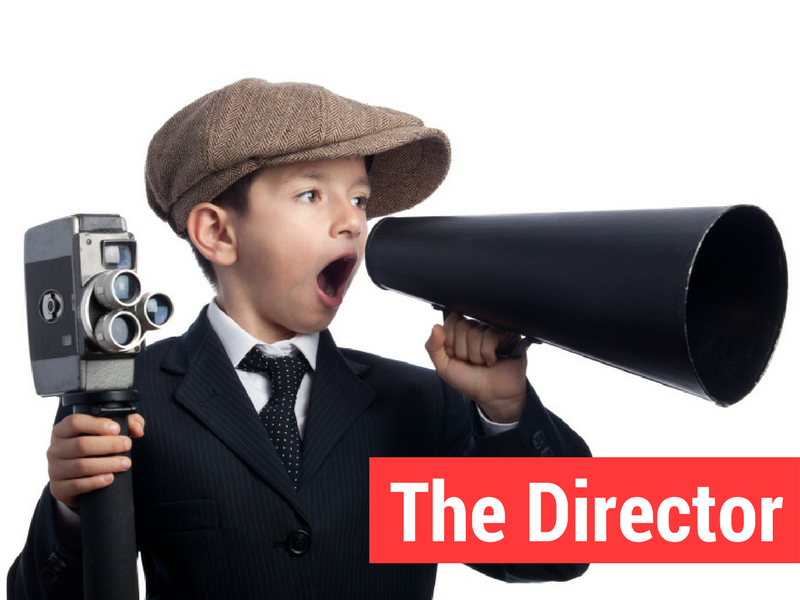 Be Brilliant Now The Director