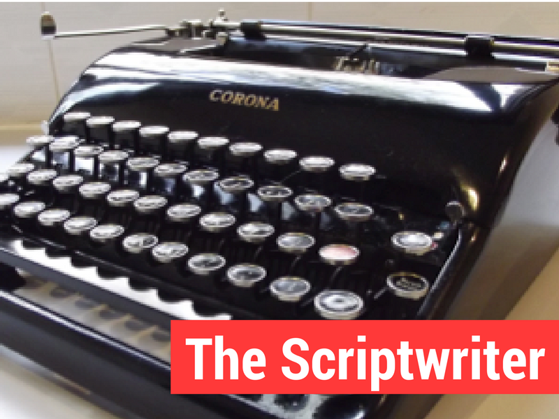 Be Brilliant Now The Scriptwriter