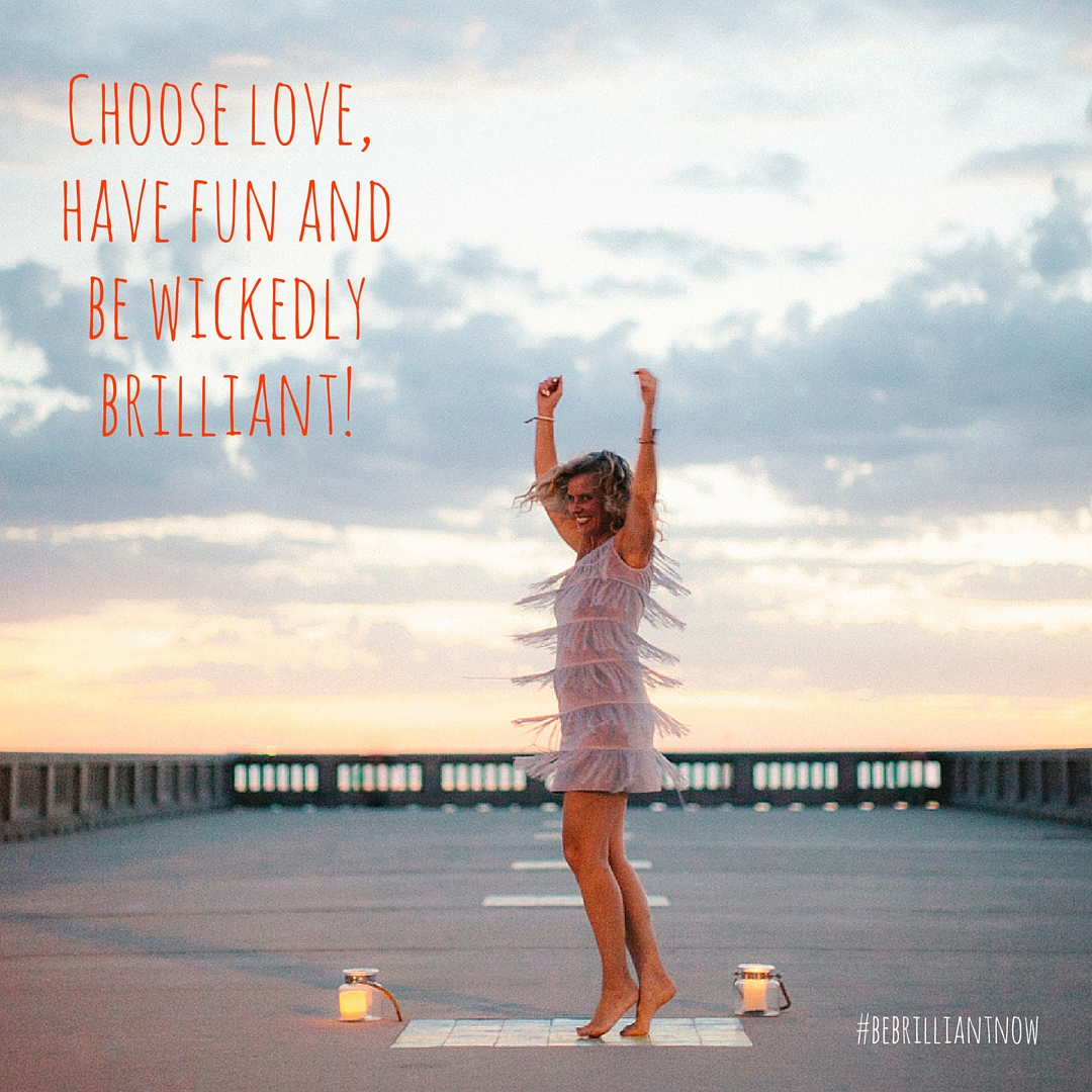 Want so social love? Contact us and connect with Julie-Anne Black and be brilliant now on social media