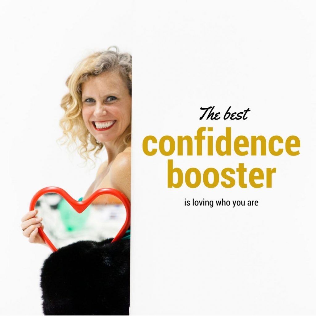 The best confidence booster is to be brilliant now