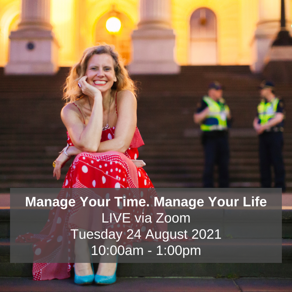 Success strategies to help you manage your time and life